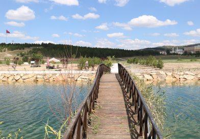 Sivas Cumhuriyet Üniversitesi Gölet Parkı